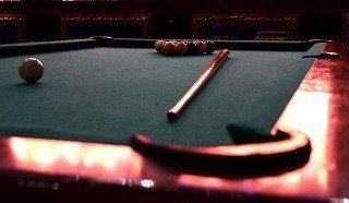 Professional pool table setup in Longview content img2